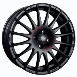 Cerchi OZ Superturismo GT BLACK