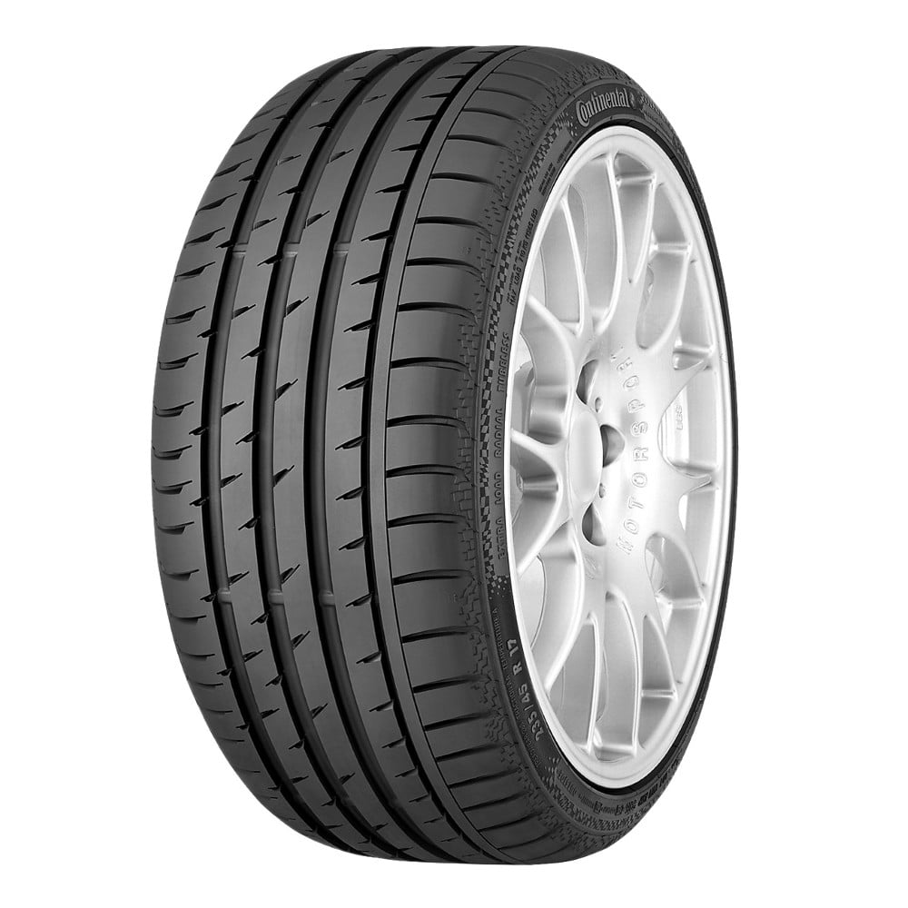 Continental Conti-SportContact 3e tyre