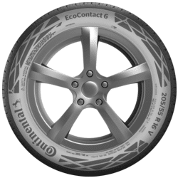Continental Conti-EcoContact 6 195/65 R15 91 H band